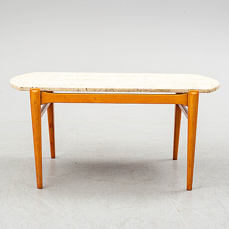 A second half of the 20th century coffee table.