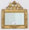 Spegel, nyrokoko, 1800-talets andra hälft.