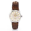 Omega, constellation, chronometer, wristwatch, 34 mm.