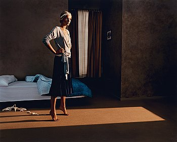 Andreas Kock, photograph signed and numbered AP 1/3 on verso.