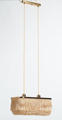 Hans-agne jakobsson, a ceiling lamp, model t607, markaryd, sweden 1960-70's.