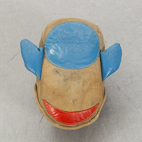 Renate muller - childrens toy, ddr (east germany), 1970-tal.