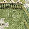Ingegerd silow, matta, rölakan, 1900-talets andra hälft.