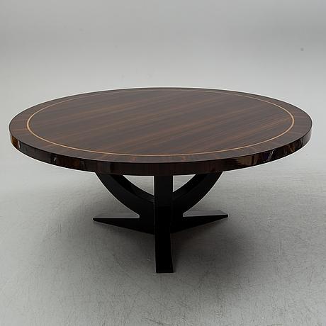 Eicholtz, dining table 'ungaro l'.
