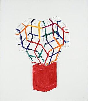 """186. Torsten Andersson, """"Tygskulptur IV""""."""