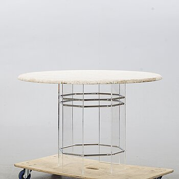 TABLE, second half of the 20th century.