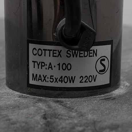 A standard light from cottex.