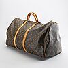"Louis vuitton, ""keepall 60""."