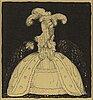 John bauer, litograph.