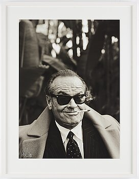 LORENZO AGIUS, photograph, signed in silver marker and numbered 17/25.