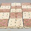 A rug, morocco, ca 246 x 159 cm.