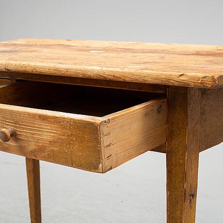 Skrivbord, sent 1800-tal.