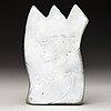 Nanny still, sculpture, 'symbol of finland', signed nanny still. studioglass koen vanderstukken niel. belgium 2000.