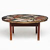 Erling viksjø, a coffee table for a/s conglo, norway, 1960-70's.