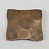 A swedish copper plate money 1739.