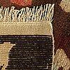 Matta, kina beijing, semiantik ca 196 x 91 cm.