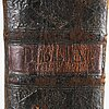Book, biblia hebraica ... frankfurt 1716.