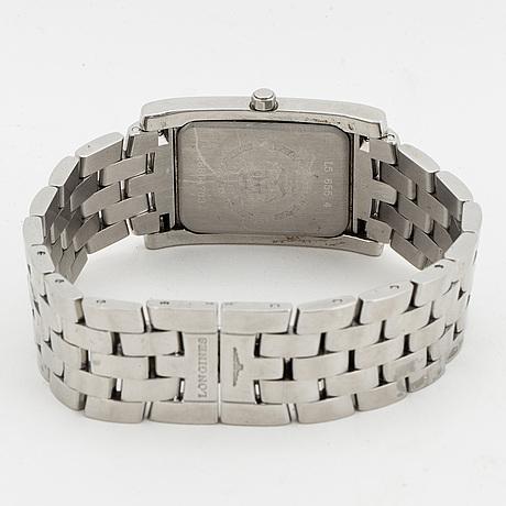 Longines, efc, wristwatch, 26,5 x 30 mm.