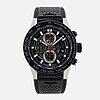 Tag heur, carrera, wristwatch, chronograph, 45 mm.