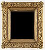 Frame, second half of the 19th century.