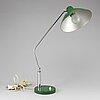 A mid 20th century lamp.