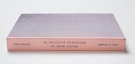 """""""la mysticité charnelle de rené crevel""""."""