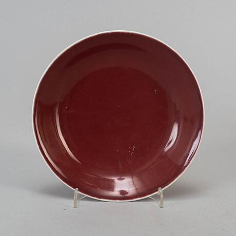 SkÅlfat, porslin. qingdynastin, tidigt 1800-tal.