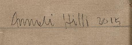 "Anneli hilli, ""sommarhumÖr""."