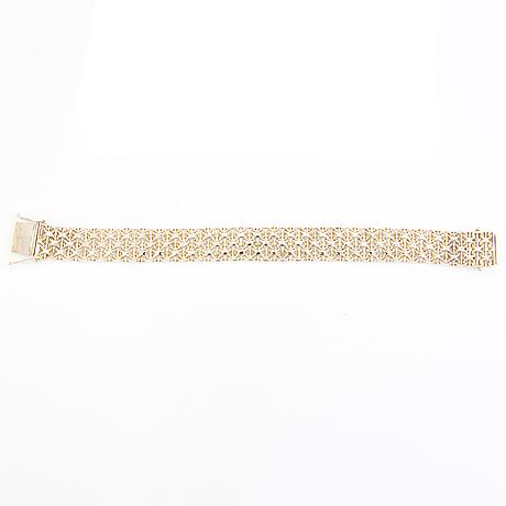 Halsband och armband, sterlingsilver, kultajousi oy, helsingfors.