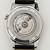 SjÖÖ & sandstrÖm, royal steel classic, wristwatch, 41 mm.