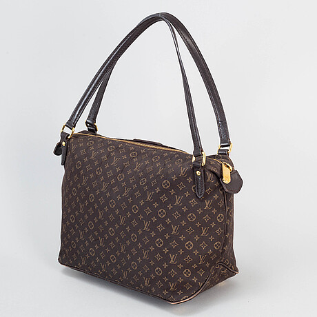 "Louis vuitton, väska, ""mini lin ballade pm""."