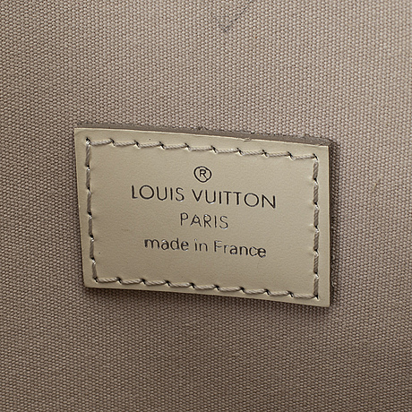 Louis vuitton, 'epi lockit vertical'.