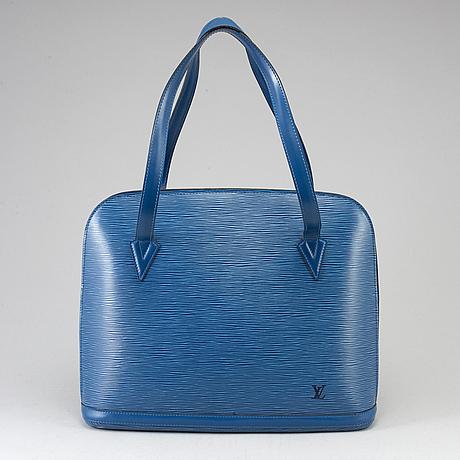 "Louis vuitton, väska, ""epi lussac""."