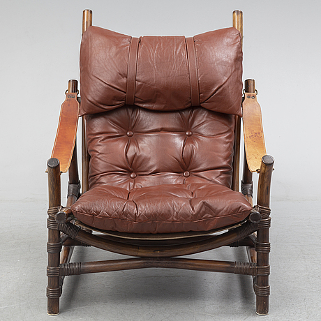 Easy chair, probably 1970s.