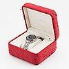 Omega, speedmaster, reduced, chronograph, armbandsur, 39 mm.