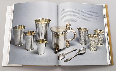 """suomen antiikkiesineet"", a book series, 5 vol, edited volume by kari-paavo kokki, weilin+göös, wsoy porvoo 2005-2006."