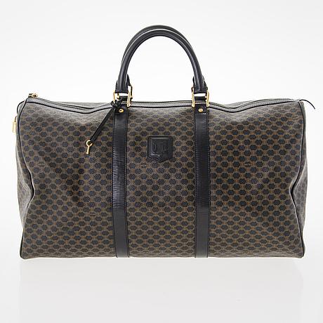 CÉline, macadam duffel 50 bag.