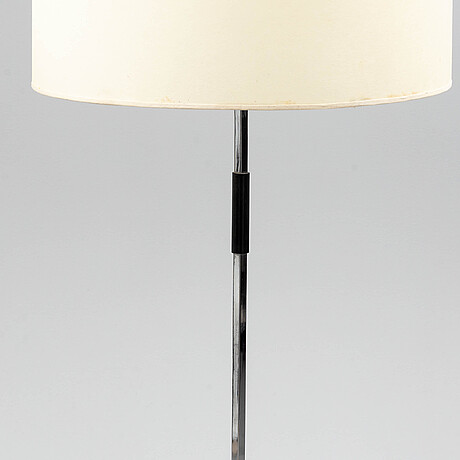 A pair of floor lamps, second half of the 20th century.