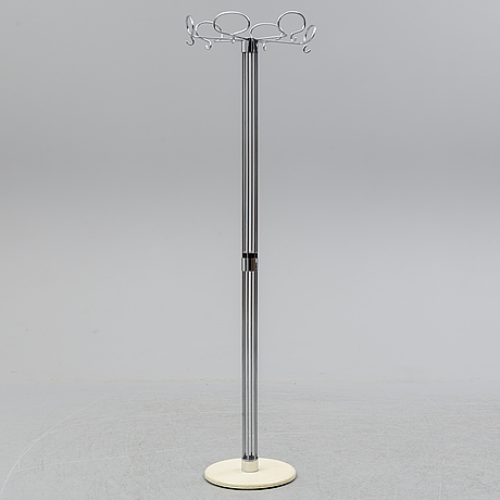 An italian clothes hanger from valenti & c, milan, italy.