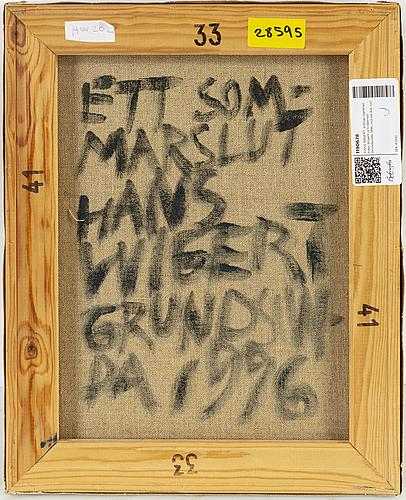 Hans wigert,