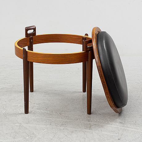 Pall / sidobord, 1900-talets andra hälft.
