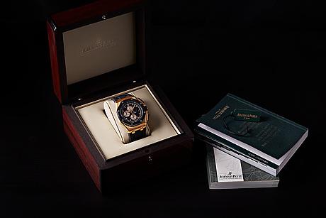 Audemars piguet, royal oak offshore, chronograph.