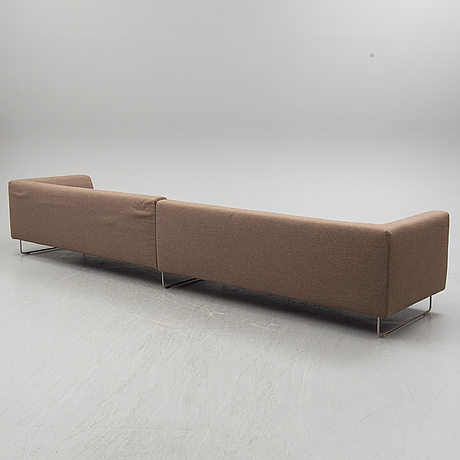 "Jasper morrison, soffa, ""elan"", cappellini, 2000-tal."