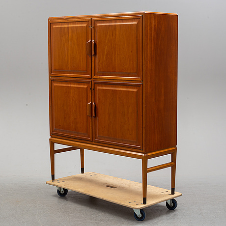 "An axel larsson ""2910"" cabinet by bodafors, designed 1949."