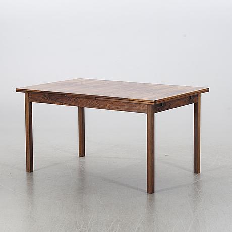 "A ""garmi"" table by nils jonson  troeds, bjärnum, 1960's."