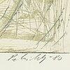 Per kirkeby, färglitografi, signerad och daterad -80, numbered 2/24.