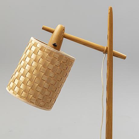 A 1960's-/70's floor lamp.