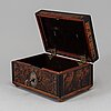 A swedish early 19th century box.