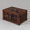 A swedish early 19th century box.