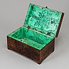 An early 19th century box.